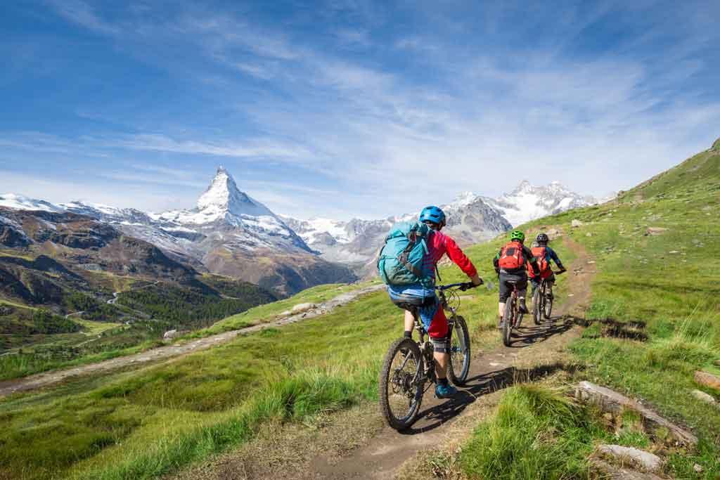 Herzlich Willkommen auf den Internetseiten der Abteilung Mountainbike