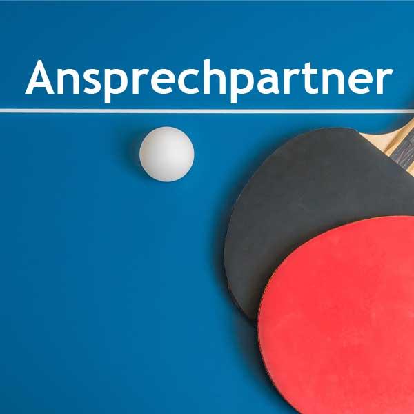 Ansprechpartner Tischtennis