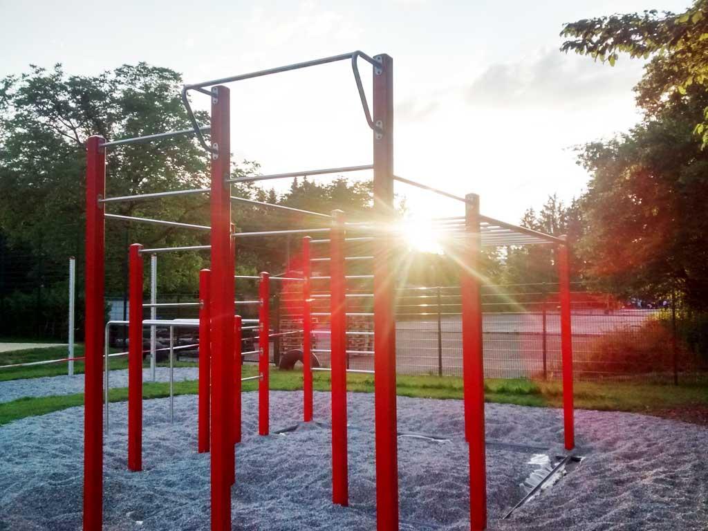 Turngerüst (Playpark)
