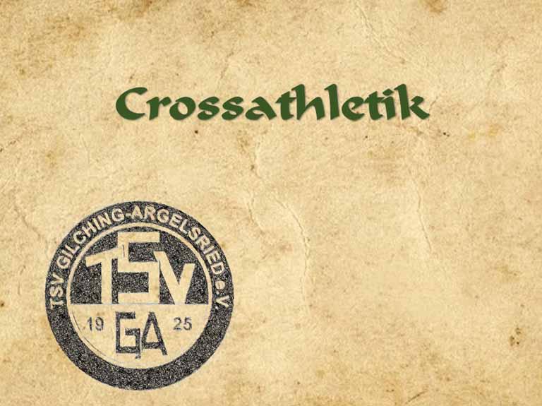 Crossathletik (seit 2010 im TSV, seit 2013 eine eigene Abteilung)