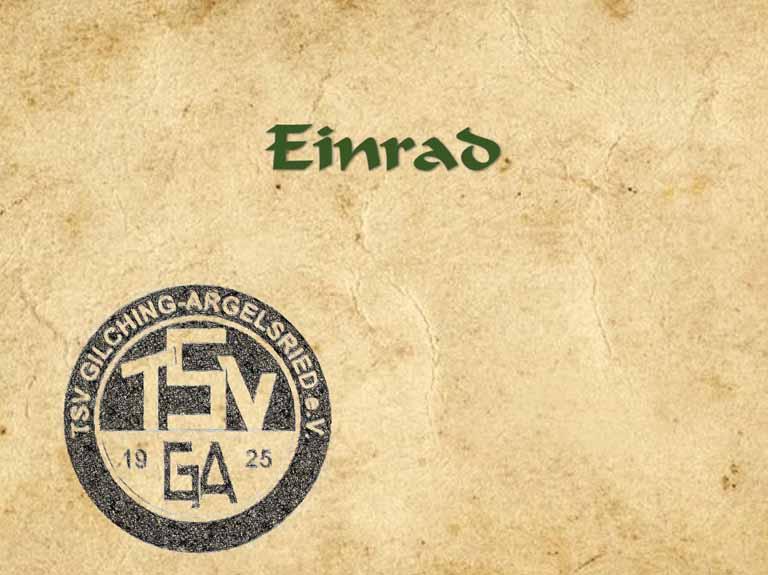 Einrad (seit 2006)