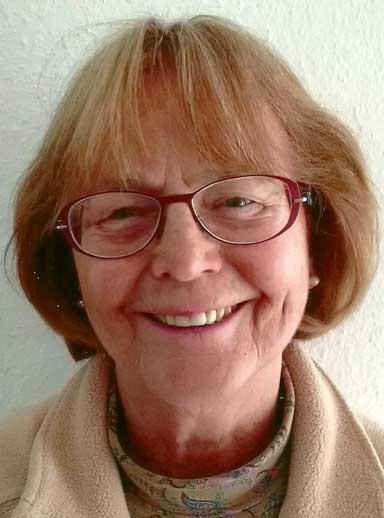 Abteilungsvorstand  Elfriede Karl