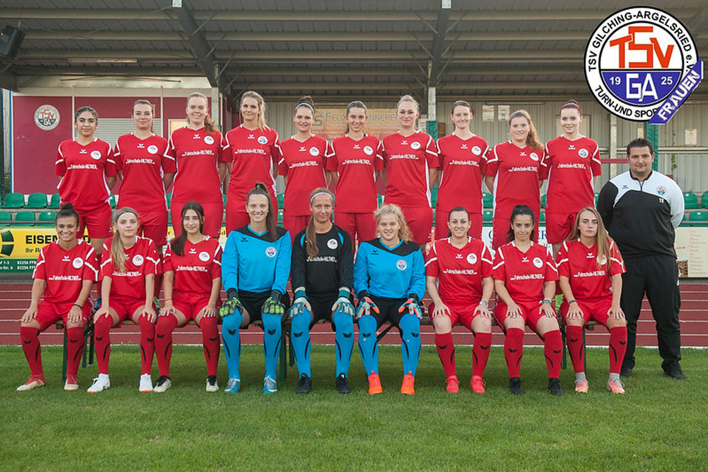 Kader Team II TSV Gilching-Argelsried e.V. - Abteilung Fußball