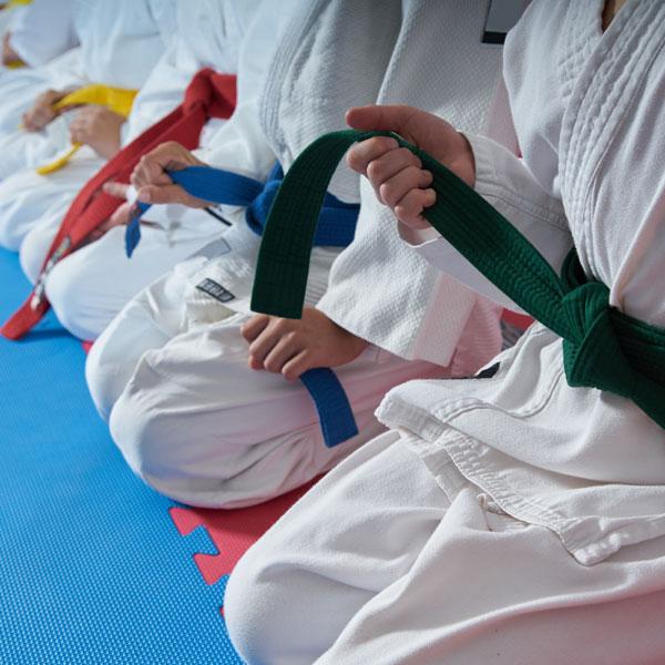Gemeinsam Judo machen