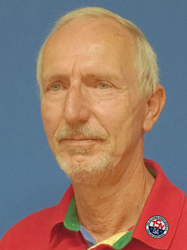 Beisitzer und Hallenbelegung Hans-Peter Rott