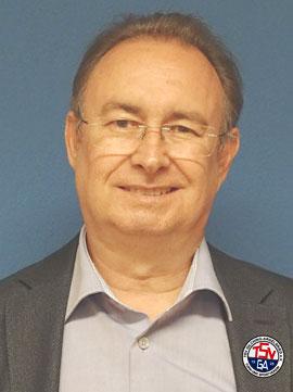 Vizepräsident Harald Schwab