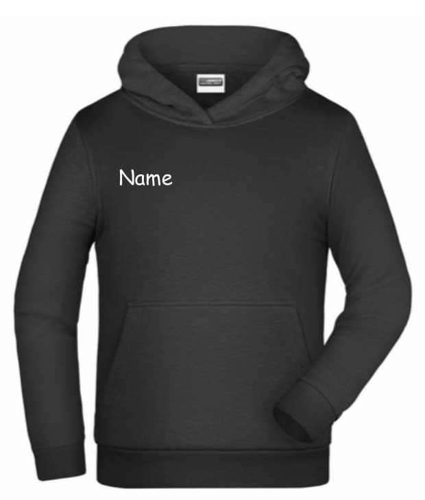 Hoody - Kapuzensweatshirt für Damen, Herren und Kinder vorne