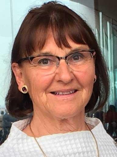 stv. Abteilungsvorstand  Margit Brendel