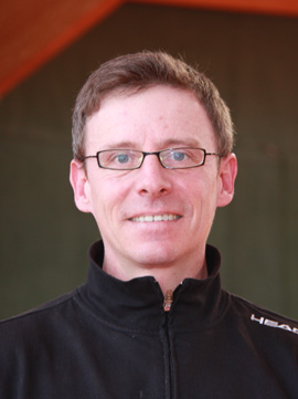 Sportwart Mario Bassler