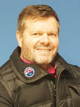 Peter Kramer Präsident
