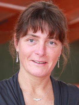Jugendwartin Sabine Bassler