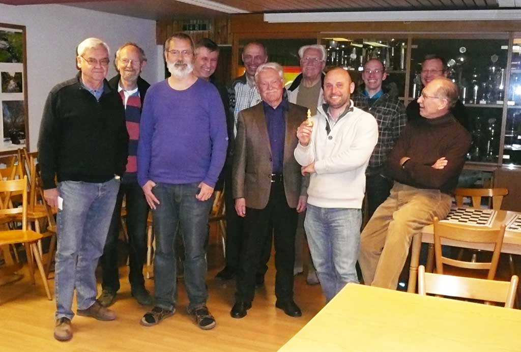 Spieleabend Abteilung  Schach des TSV Gilching-Argelsried e.V.