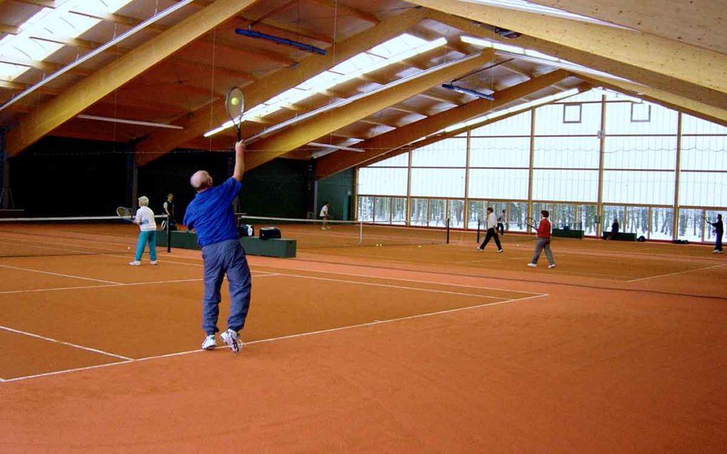 Tennishalle TSV Gilching Argelsried e.V.