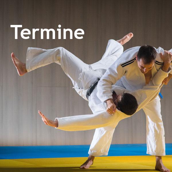 Termine Judo