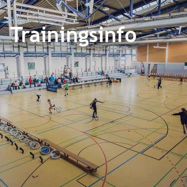 Trainingsinfo Einrad TSV Gilching-Argelsried e.V.