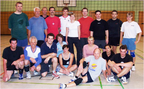 Volleyball Trainerteam TSV Gilching-Argelsried e.V.