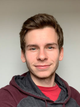 Webmaster Jonas Schlenger
