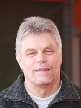 Schriftführer Wolfgang Klossek