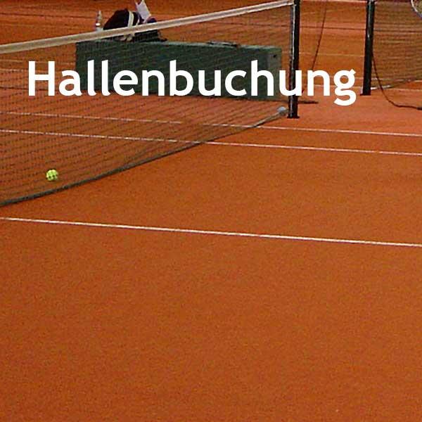 Tennis Hallenbuchung